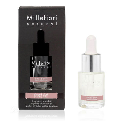 Millefiori Hydro Natural Almond Blush Wasserlöslicher Duft 15 ml
