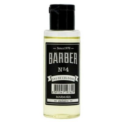Marmara Barber No.4 Eau de Cologne 50 ml Reisegröße