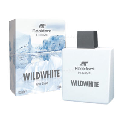 Rockford Wildwhite After Shave Lotion 100 ml