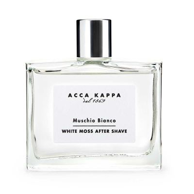 Acca Kappa Muschio Bianco Aftershave Empfindliche Haut 100 ml