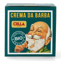 Cella BIO Rasiercreme Crema Barba Aloe vera 150 ml