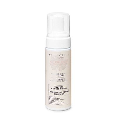 Acca Kappa Ultra Rich Natural Reinigende Creme-Mousse 150 ml