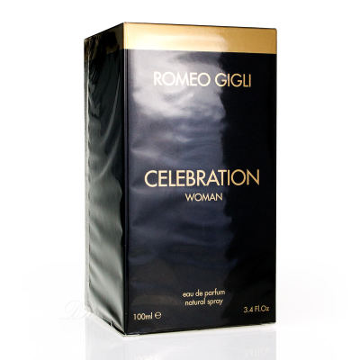 Romeo Gigli Celebration Eau de Parfum Damen 100 ml