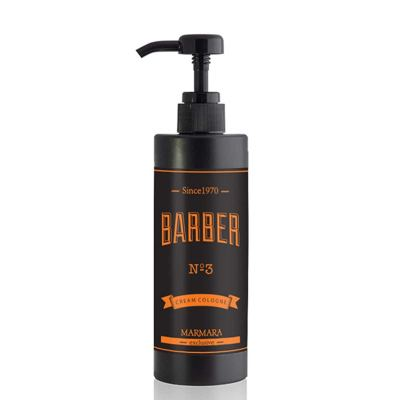 Marmara Barber No.3 Creme Cologne 400 ml spender