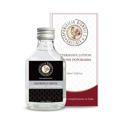 Saponificio Bignoli Liquirizia e menta After Shave 100 ml