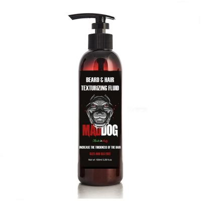 Mad Dog strukturierendes Bart & Haar Fluid 100 ml
