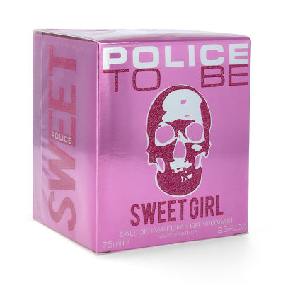 Police To Be Sweet Girl Eau de Parfum Spray for woman 75ml