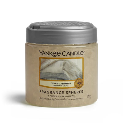 Yankee Candle Fragrance Spheres Warm Cashmere 170 g