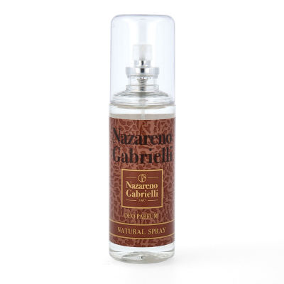 Nazareno Gabrielli Deo Parfüm pour homme 120 ml natural spray