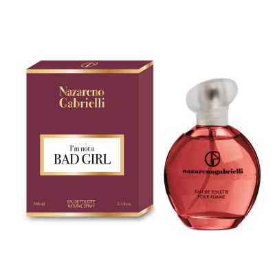 Nazareno Gabrielli I´m not a Bad Girl Eau de Toilette 100 ml