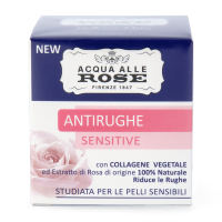 Acqua alle Rose Gesichtscreme Anti Falten Sensitive 50 ml