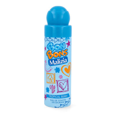 MALIZIA BONBONS  TROPICAL BERRY deo 75 ml
