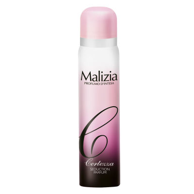 MALIZIA DONNA Body Spray deodorant CERTEZZA - 100 ml