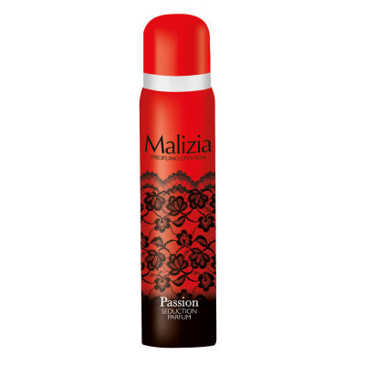 MALIZIA DONNA Body Spray deodorant - PASSION  100ml