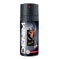 DENIM BLACK - deo Perfume deodorant 150 ml
