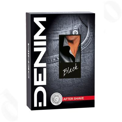 DENIM BLACK After Shave 100ml Rasierwasser