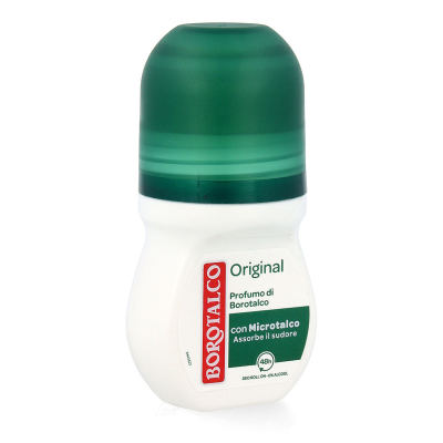 BOROTALCO ROBERTS deo roll on Original 50 ml ohne Alkohol