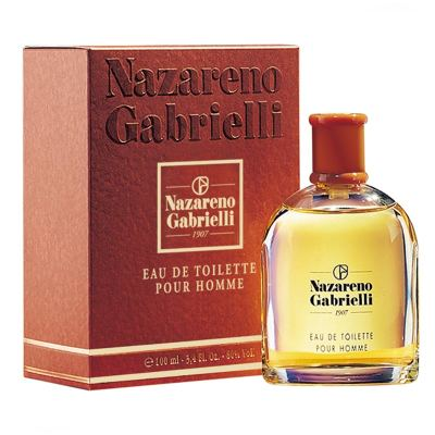 Nazareno Gabrielli Eau de Toilette Herren 100 ml natural spray