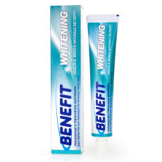 MALIZIA Benefit Zahnpasta whitening fresh 75ml