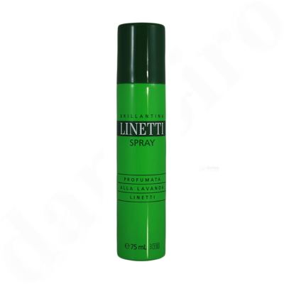 LINETTI Brillantina - Lavendel Haarstyling 75ml SPRAY