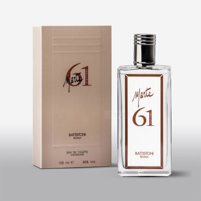 Battistoni Marte 61 Eau de Toilette for men 100 ml