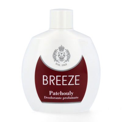 Breeze Deodorant Squeeze PATCHOULY 100 ml