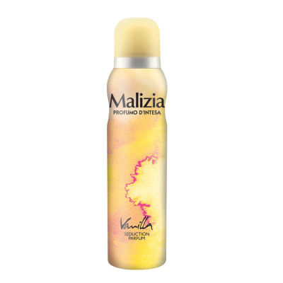 MALIZIA DONNA Body Spray deodorant VANILLA 150 ml