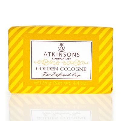 ATKINSONS Parfüm Seife Golden Cologne 125 g