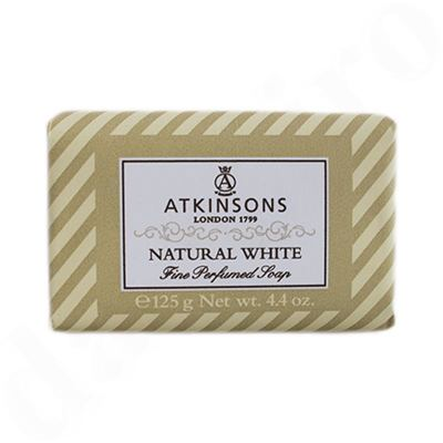 ATKINSONS Seife Natural White 125 g
