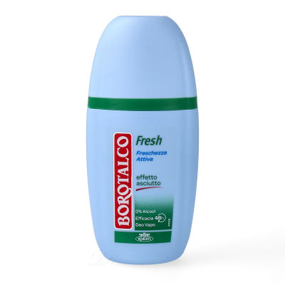 BOROTALCO ROBERTS Fresh deo Vapo NO GAS 75 ml