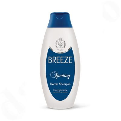 Breeze Duschgel shampoo Sporting energiespendend 250 ml