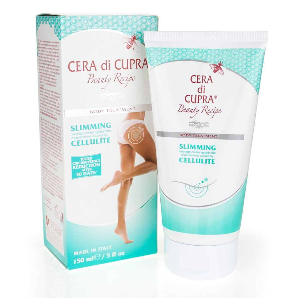 cera di cupra straffende creme cellulite 150ml slimming cream. Black Bedroom Furniture Sets. Home Design Ideas