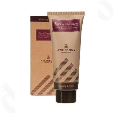 Atkinsons For Gentleman Rasiercreme Shaving Cream 100 ml