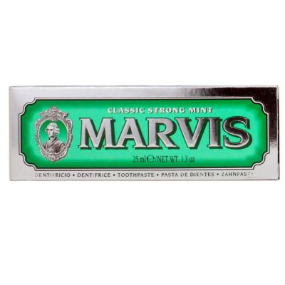 MARVIS Classic Strong Mint 25ml Zahnpasta - MINI