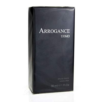 Arrogance Uomo  Eau de Toilette spray 30ml
