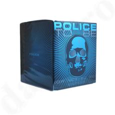 Police To Be - Eau de Toilette spray for men 125ml
