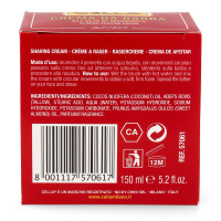 Cella Rasiercreme - Crema Barba Mandorla 150 ml
