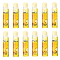 MALIZIA DONNA Body Spray deodorant VANILLA Vanille 12x 150ml
