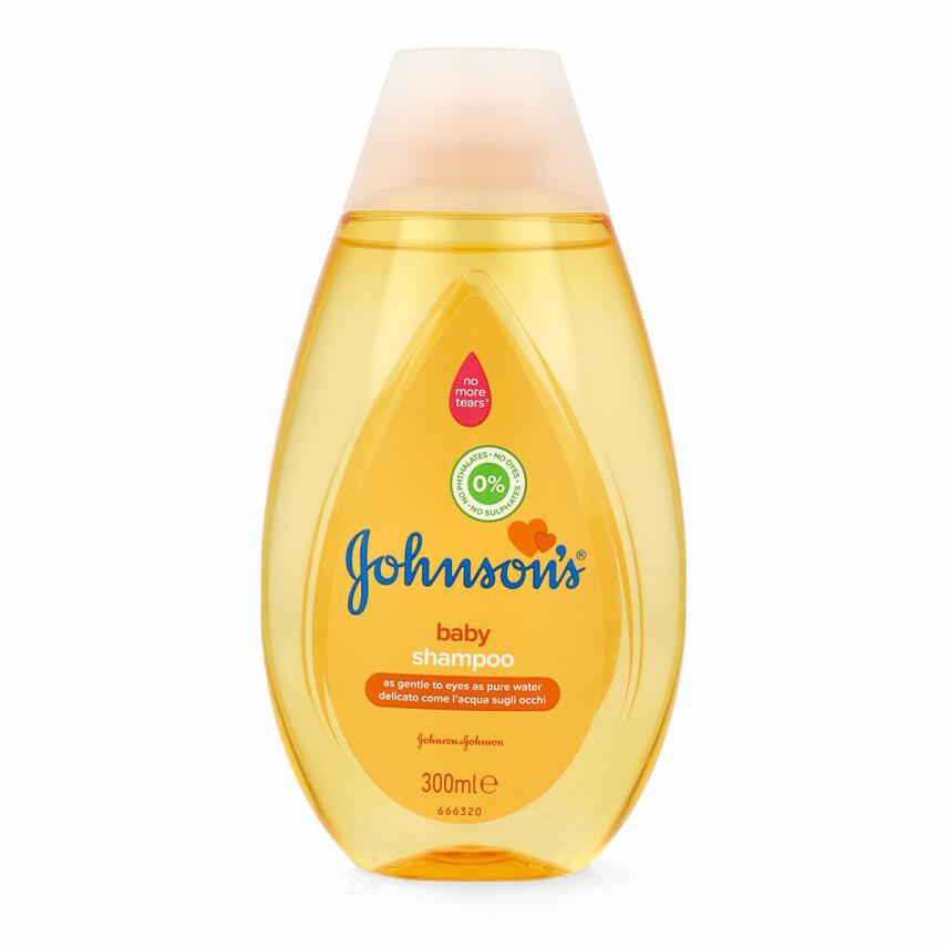 johnson baby shampoo 300 ml keine tr nen formel. Black Bedroom Furniture Sets. Home Design Ideas