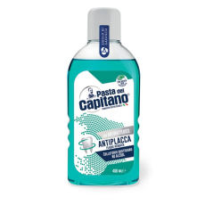 Pasta del Capitano Mundwasser Antiplaque 400 ml