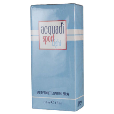 Sireta acqua di sport light Eau de Toilette 30ml vapo homme