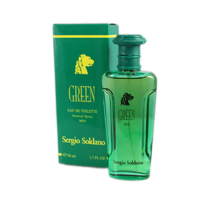 Sergio Soldano Green MEN - Eau de Toilette 50ml vapo