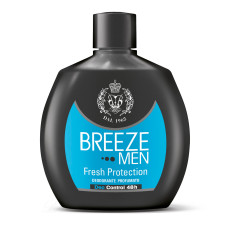 Breeze Deodorant Squeeze Men Fresh Protection 100 ml