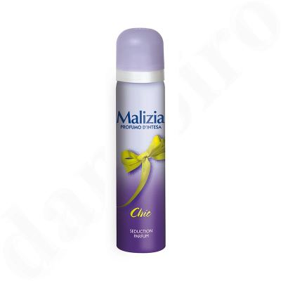 MALIZIA DONNA Body Spray deodorant CHIC 75ml