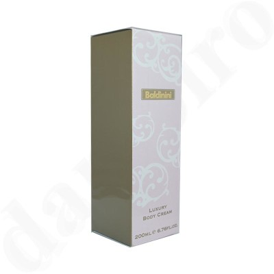 Baldinini luxury body cream 200ml