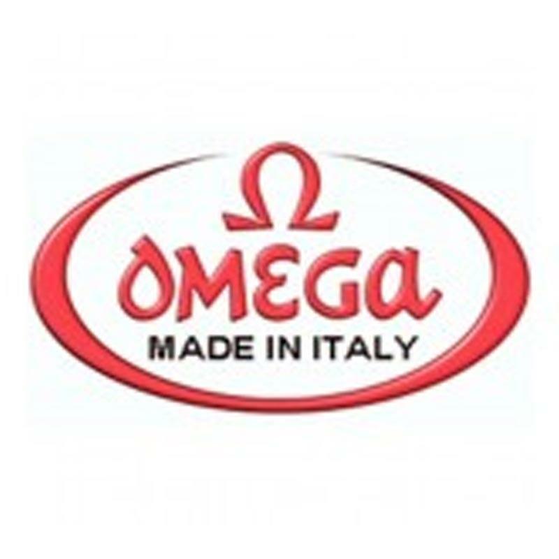omega rasierpinsel reine borste verchromter griff