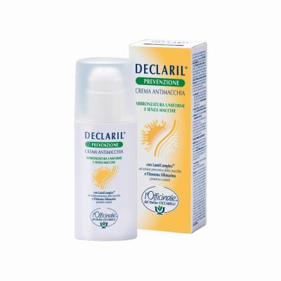 CICCARELLI DECLARIL Crema antimacchia 50ml Antiflecken Hautcreme