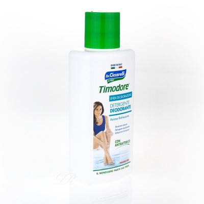 Dottor Ciccarelli Timodore antibakterielle Seife fuer Fuesse 200ml