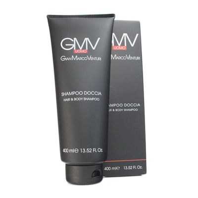 Gian Marco Venturi GMV Uomo Hair & body shampoo 400 ml