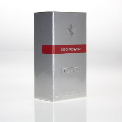 Ferrari Red Power Eau de Toilette Vaporisateur 40ml